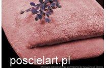 Koc mikrofibra róż