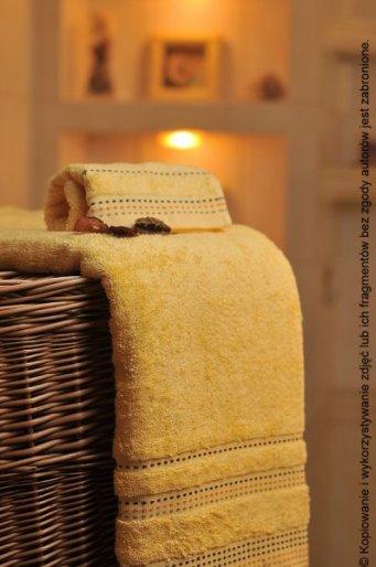 Ręcznik Pola żółty