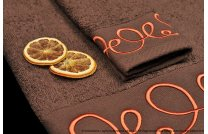 Ręcznik Orientalny brąz