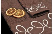 Ręcznik Orientalny brąz - beż