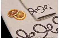 Ręcznik Orientalny beż - brąz