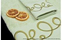 Ręcznik Orientalny seledyn - z