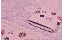 Ręcznik Kwiatek wrzos