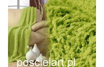 Narzuta Szetland zielony