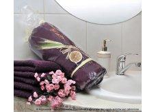 odcienie fioletu oraz różu