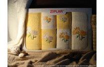 Kpl. ręczników Jardmin żółty