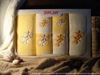 Kpl. ręczników Simbioze żółty